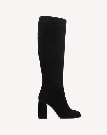 REDValentino QQ0S0B43TKD 0NO 长靴与短靴 女士 a