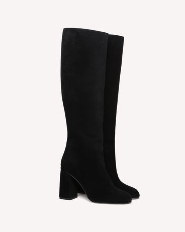 REDValentino QQ0S0B43TKD 0NO 长靴与短靴 女士 f