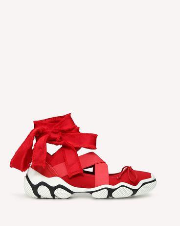 REDValentino RQ0S0B99ZWZ MM0 运动鞋 女士 a