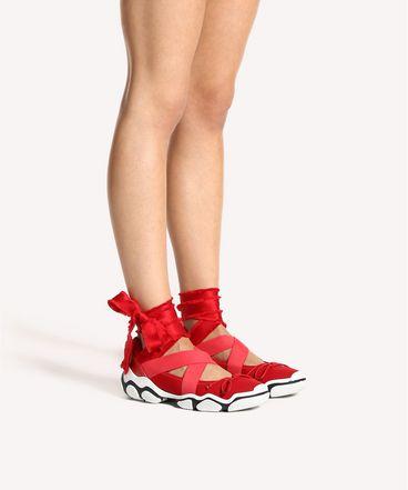 REDValentino RQ0S0B99ZWZ MM0 运动鞋 女士 b