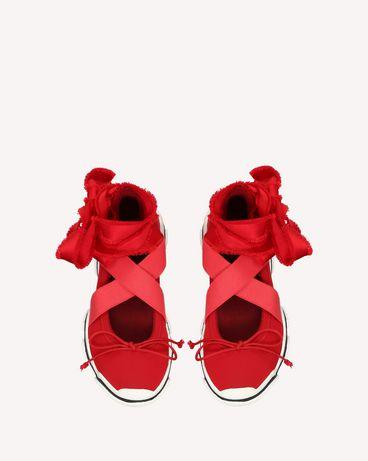 REDValentino RQ0S0B99ZWZ MM0 运动鞋 女士 d