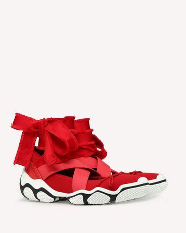 REDValentino RQ0S0B99ZWZ MM0 运动鞋 女士 f
