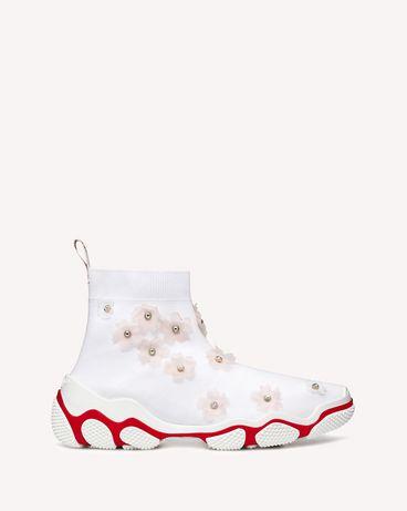 REDValentino RQ9S0D10RIW 0BO 运动鞋 女士 a