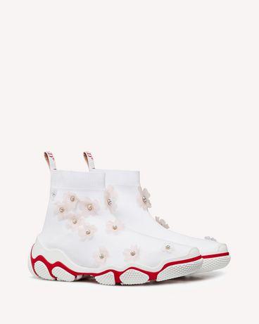 REDValentino RQ9S0D10RIW 0BO 运动鞋 女士 f