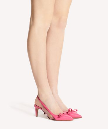 REDValentino SQ2S0C04SIA KE8 高跟鞋与芭蕾鞋 女士 b
