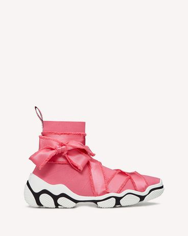 REDValentino SQ2S0B89YMN KE8 运动鞋 女士 a