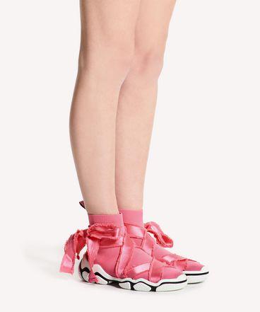 REDValentino SQ2S0B89YMN KE8 运动鞋 女士 b