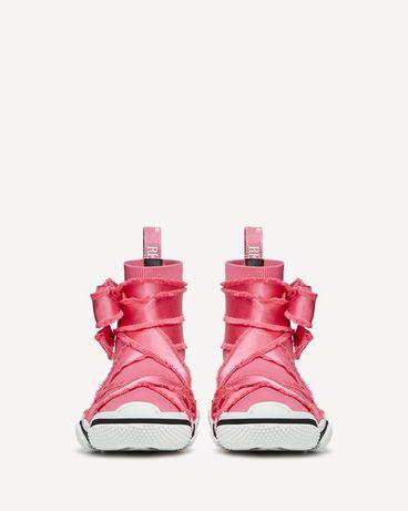 REDValentino SQ2S0B89YMN KE8 运动鞋 女士 d