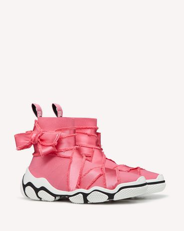 REDValentino SQ2S0B89YMN KE8 运动鞋 女士 f