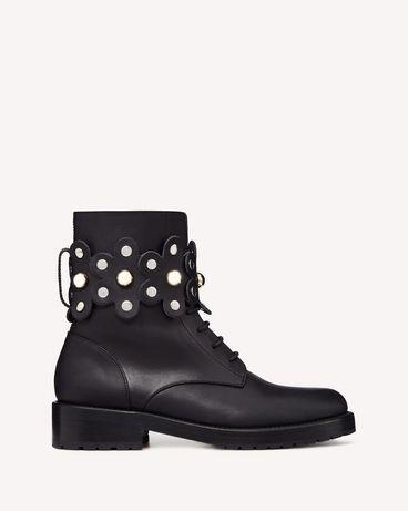 REDValentino SQ2S0C56LMT 0NO 长靴与短靴 女士 a