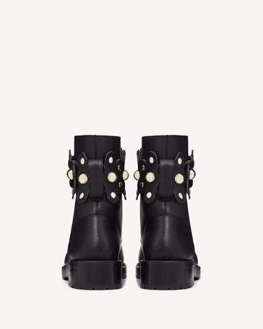 REDValentino SQ2S0C56LMT 0NO 长靴与短靴 女士 r