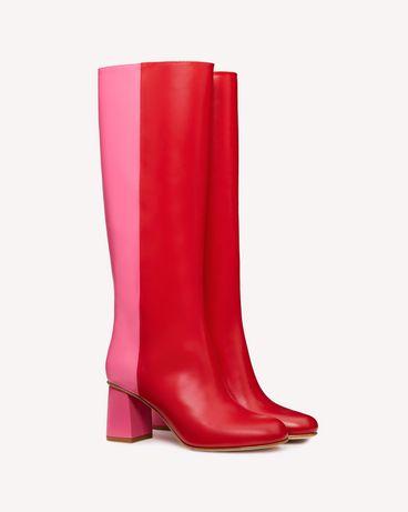 REDValentino SQ2S0C52MHZ DH0 长靴与短靴 女士 f