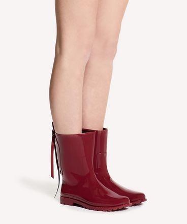 REDValentino SQ2S0C54YHH R86 长靴与短靴 女士 b