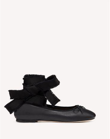 REDValentino SQ0S0C80UHL 0NO 高跟鞋与芭蕾鞋 女士 a