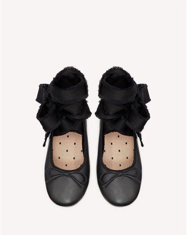 REDValentino SQ0S0C80UHL 0NO 高跟鞋与芭蕾鞋 女士 d