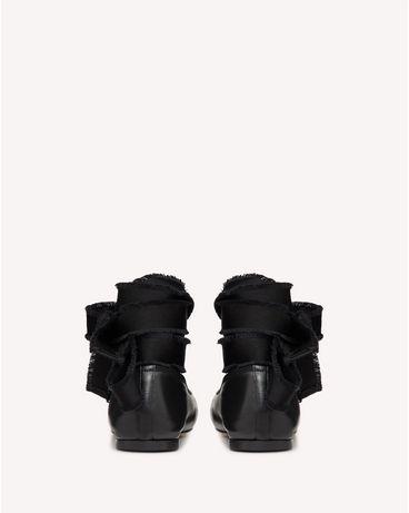 REDValentino SQ0S0C80UHL 0NO 高跟鞋与芭蕾鞋 女士 r