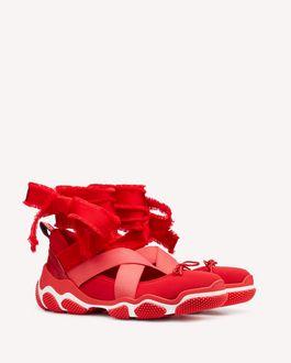 RED(V) 运动鞋 女士 RQ2S0C14LJW 0NO f