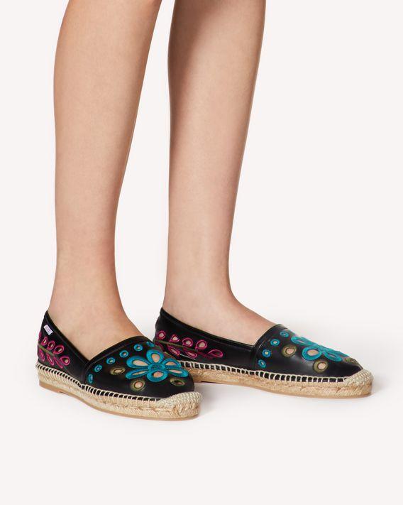 REDValentino RED-EDEN 麻底鞋