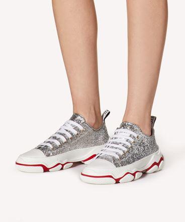 REDValentino TQ0S0D41DPV D00 运动鞋 女士 b