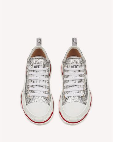 REDValentino TQ0S0D41DPV D00 运动鞋 女士 d