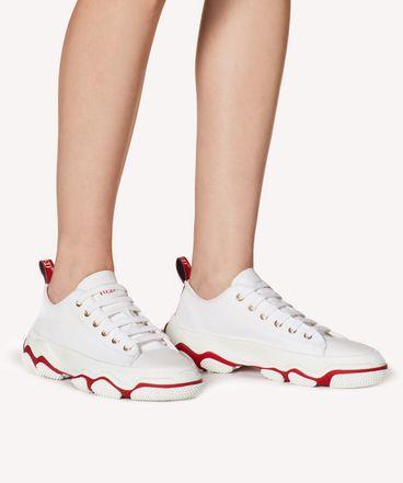 REDValentino TQ0S0D41KXU 0BO 运动鞋 女士 b