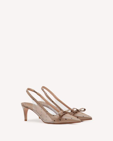 RED(V) 高跟鞋与芭蕾鞋 女士 UQ2S0C04ECE N17  f