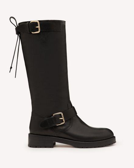 RED(V) 长靴与短靴 女士 UQ2S0D95KBB 0NO a