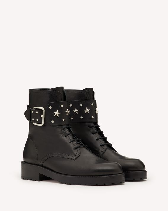 REDValentino SKY COMBAT 军靴