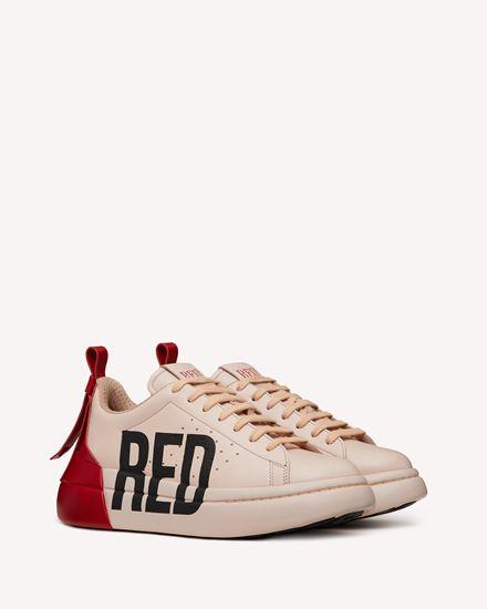 RED(V) 运动鞋 女士 UQ0S0E11JIB DT7 f