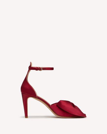 RED(V) 高跟凉鞋 女士 VQ2S0E59CUN IA7 a