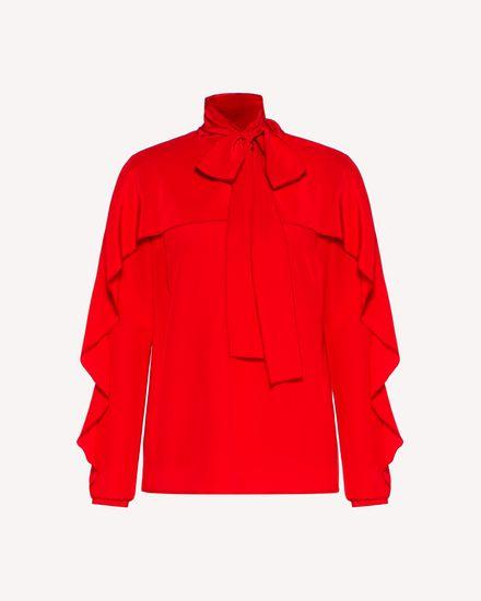 REDValentino 衬衫 女士 SR3ABB2023H D05 a
