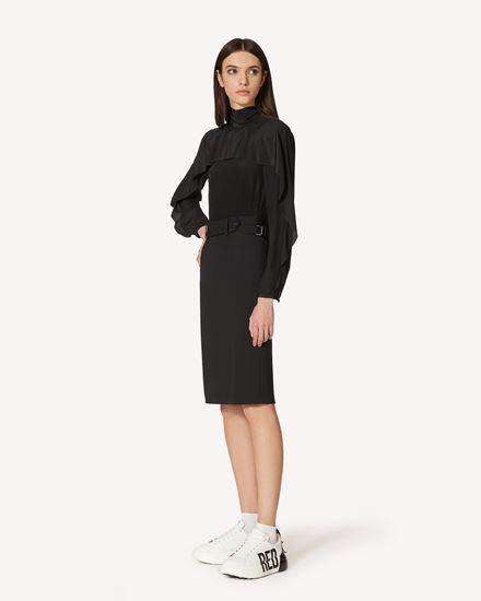 REDValentino 衬衫 女士 SR3ABB2023H 0NO d