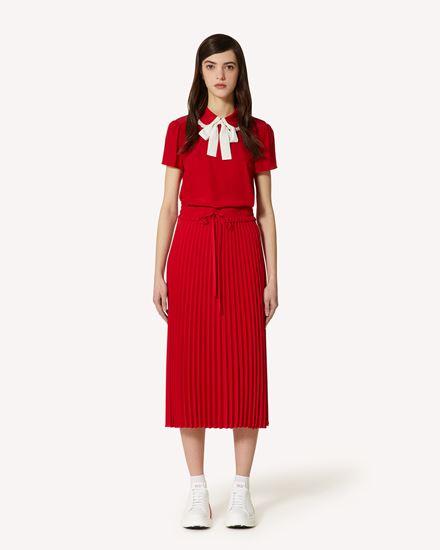 REDValentino 衬衫 女士 SR3AA0U748P FW4 f