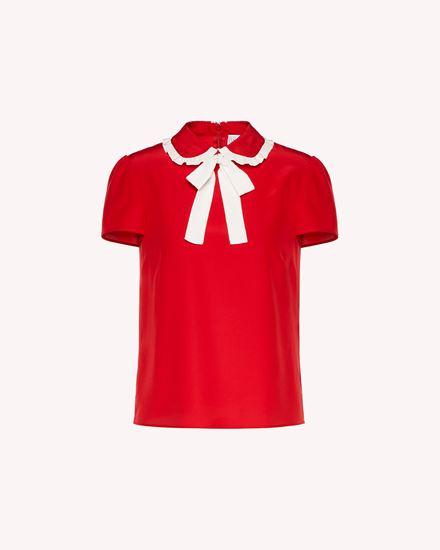 REDValentino 衬衫 女士 SR3AA0U748P FW4 a
