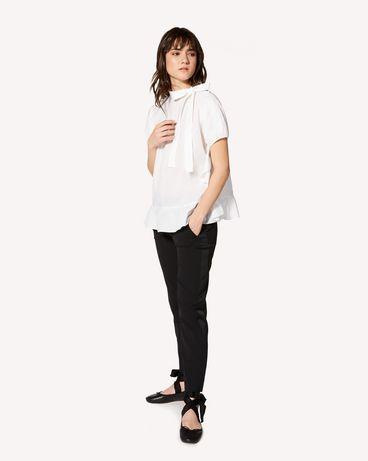 REDValentino SR0AAA754HC 001 衬衫 女士 d