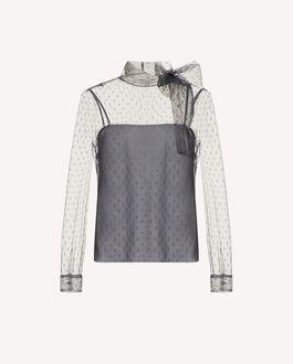 REDValentino 衬衫 女士 TR3ABC354S8 001 a