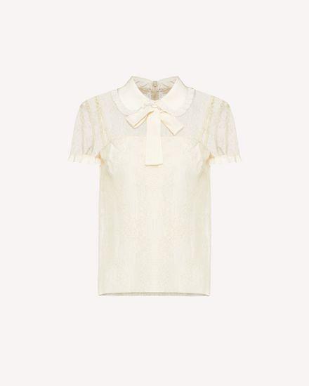 REDValentino 衬衫 女士 SR0AAA654JL A03 a