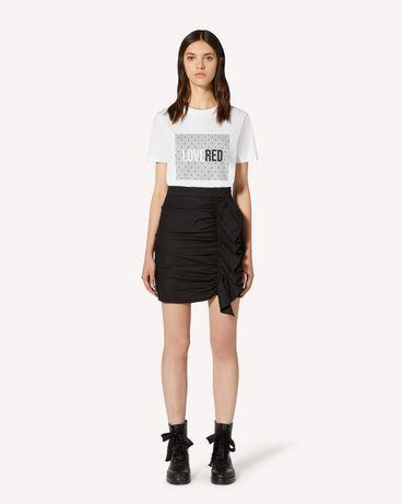 REDValentino LOVERED 印纹 T 恤