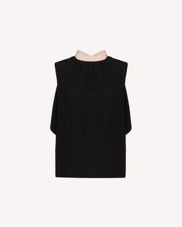 REDValentino 衬衫 女士 TR3ABC900F1 R13 a