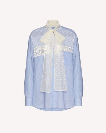 REDValentino TR3ABC954SD E34 衬衫 女士 a