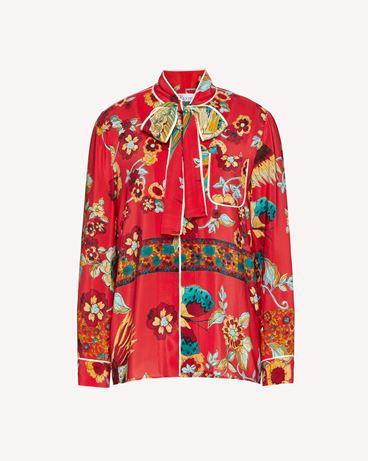 REDValentino TR0ABD30504 R47 衬衫 女士 a