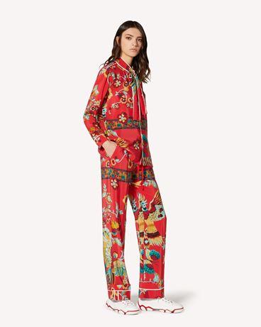 REDValentino TR0ABD30504 R47 衬衫 女士 d