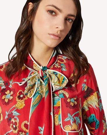 REDValentino TR0ABD30504 R47 衬衫 女士 e