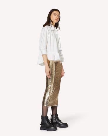 REDValentino UR0ABE300ES 001 衬衫 女士 d