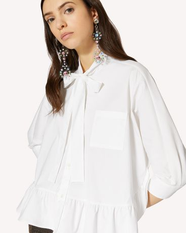 REDValentino UR0ABE300ES 001 衬衫 女士 e