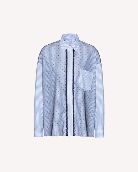 REDValentino 衬衫 女士 UR0AB01H5L3 60R a