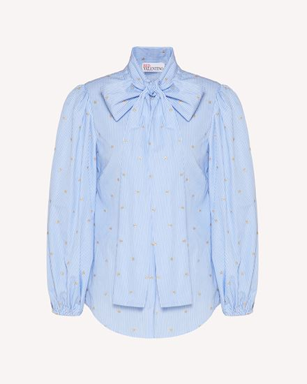 REDValentino 衬衫 女士 VR3ABE855LE A60 a
