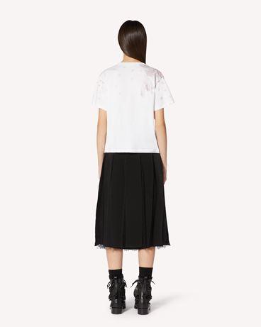 REDValentino Asian Toile de Jouy 印纹 T 恤