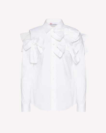 REDValentino 衬衫 女士 VR3ABF200ES 001 a
