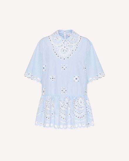 REDValentino 衬衫 女士 VR0AA02U5T4 AA1 a